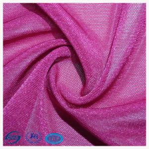 高品質92%Nylonおよび8%Spandex  メッシュ生地