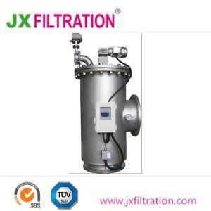 Automatischer Edelstahl-selbstreinigender Wasser-Filter