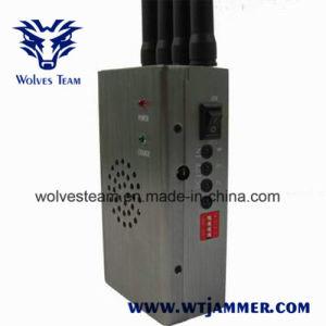 Draagbare Hoge Macht met wi-FI van de Ventilator (GSM CDMA PCs van DCS 3G) & de Stoorzender van de Telefoon van de Cel