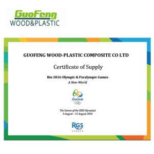 Carte WPC mousse antiglisse prix bon marché WPC Decking écologique des revêtements de sol