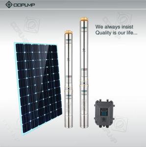 110V 태양 펌프 홈 사용 태양 잠수할 수 있는 펌프