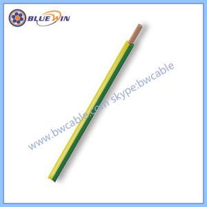 Cabo de massa flexível fino fio elétrico H05V-K