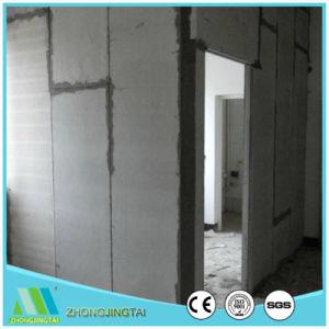 L'isolation acoustique EPS Sandwich de ciment Panneau mural Panneau mural de partition de l'hôtel