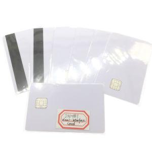 Smart Card della scheda di alta obbligazione 40K&80K Java con una striscia magnetica delle 2 piste