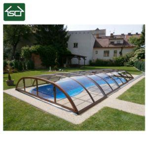 Bijlage van het Zwembad van het Polycarbonaat DIY de Telescopische