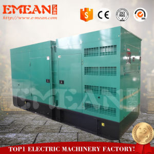 85ква звуконепроницаемых дизельных генераторных установках