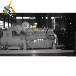Populaire Diesel 1200kw Generator met Perkins