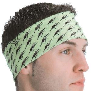 100%년 Polyeater Microfiber 다기능 Headscarf 관 25 * 50 Cm (YH-HS302)