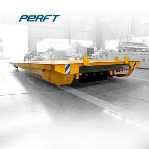 25 het ton Gemotoriseerde Karretje van het Vervoer van het Spoor Vlakke in Fabriek