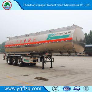 De Tank van de Olie van de Legering van het aluminium/van de Olie van de Brandstof/van de Benzine/de Semi Aanhangwagen van de Vrachtwagen van de Tanker met Goede Prijs
