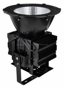 100-277V 347V 480V blanco 5000K 5700K 6500K 25 60 90 grados 500W 400W LED de alta potencia 300W Reflector Industrial