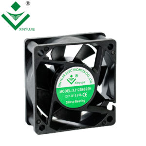 Van de manier Ce- Certificaat 6025 Laptop Waterdichte cpu KoelVentilator