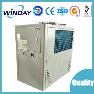 Resfriado a ar Marcas Chiller tipo scroll Chiller de Agua da China do trocador de calor do refrigerador de óleo do permutador de calor do Design do resfriador de ar do ventilador de água do refrigerador do compressor