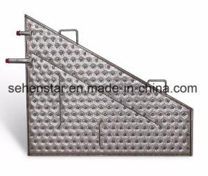 Banque de la plaque de glace du réservoir de la plaque d'oreillers de plaque de refroidissement