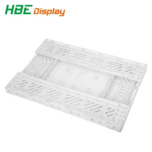 Caixa Engradado dobrável de plástico virgem com tampas