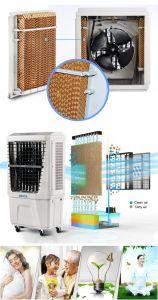 Popular no Vietname Ventilador de Refrigeração de Ar de água com controle remoto do LED