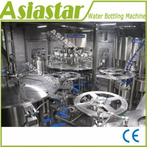 Volledig Automatische het Vullen van het Mineraalwater Machine