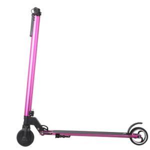 Qualitäts-faltbarer Selbstbalancierender Roller mit 5 Rad-Roller des Zoll-Reifen-zwei