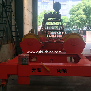 4つのプーリー多重クレーンのための電気持ち上がる容器の拡散機