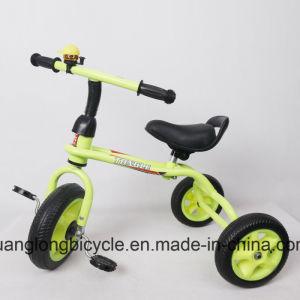 子供三輪車はからかうライトおよび音楽(062H)の三輪車の赤ん坊の三輪車の自転車を