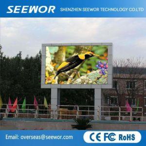 Pleine couleur P6.66mm IP65 Affichage LED de plein air