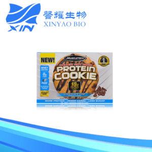 La proteína de la nutrición Chocolate Chip Cookies