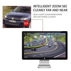 4  소형 5MP 20X 광학적인 급상승 옥외 방수 HD 적외선 P2p IP PTZ 사진기