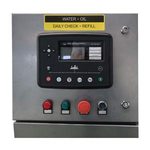 50kw 60kVA LPG angeschaltener Generator-Set mit CHP