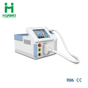 808nm Máquina de remoção de pêlos a laser de diodo com a FDA aprovou