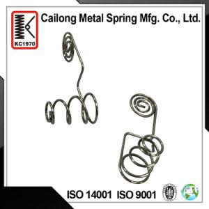 Сжатие индивидуальные цилиндрических цилиндрическую винтовую пружину никелевое покрытие из нержавеющей стали для автомобильной промышленности