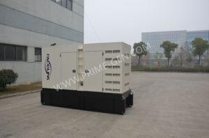 180ква на базе Cummins звуконепроницаемых дизельных генераторах с маркировкой CE/ISO