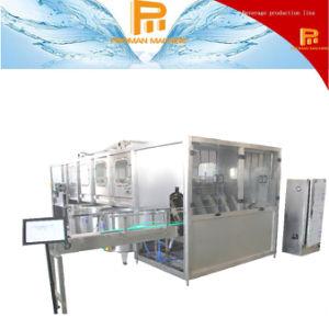 Modèle de 2018 3-10 L'eau potable entièrement automatique Machine de remplissage