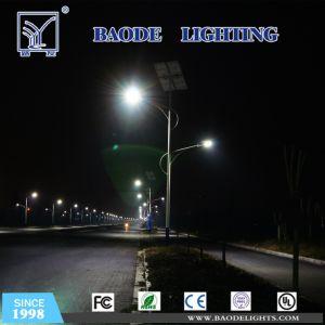 Las luces Baode Piscina 7m 50W LED Solar Precio de la luz de la calle