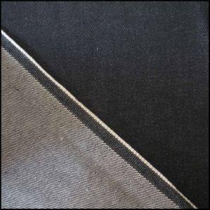 Poids lourd tissu de coton couleur indigo Jeans