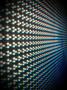 Örtlich festgelegte LED-Innenbildschirmanzeige, Bildschirm (der HD Serien-(P5/6/7.62)