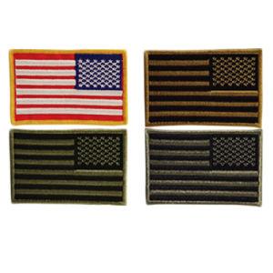 熱い販売のカスタムクラフトの染料の昇華刺繍パッチ(007)