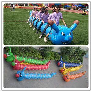 El Agua Inflables Juegos Inflables Gigantes Caterpillar Caterpillar