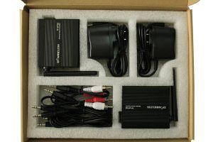 TP無線2.4GHzデジタルの無線音声Transceiver/HDCDの可聴周波無線送信機の受信機