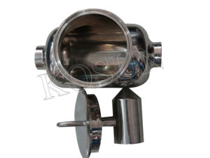 Separatore industriale del magnete dell'acciaio inossidabile