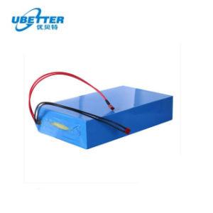 Longa vida de serviço 26650 60V 20AH LiFePO4 Bateria de lítio