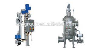 Filtro Autolimpante automática para água de refrigeração industrial