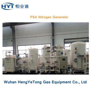 Comando PLC 0,6 MPa pressão gerador de gás nitrogênio psa personalizada