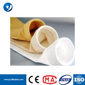 Sintética lavable el filtro de aire para la Filtración de Polvo industriales