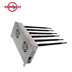 De mobiele Stoorzender CDMA/GSM/3G2100MHz/4glte Cellphone/Wi-Fi/Bluetoo, de Stoorzender van de Zaal/Blocker van Jammergps van de Telefoon