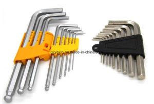 Yexin magnétique forte persistance 9 pièces clé Allen de la clé Torx