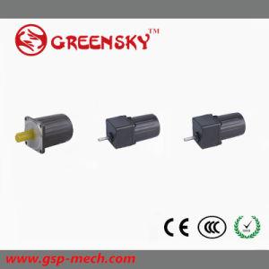 El uso de electrodomésticos de bajo voltaje DC motorreductor
