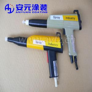 粉のコーティングの吹き付け器、スプレー装置が付いているペイントライン