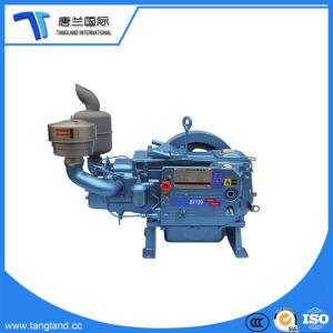휴대용 4 치기 단 하나 실린더 산업 물 냉각 디젤 엔진