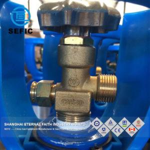 Cilindro ad ossigeno e gas medico dell'alluminio 3.2L