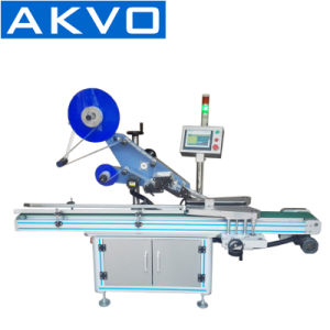 Akvo горячая продажа высокой скорости промышленных этикетке флакона аппликатор